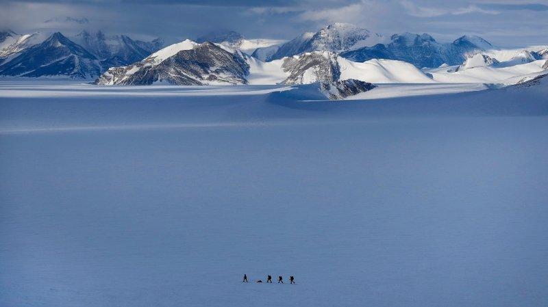 L'Antarctique,  terre convoitée