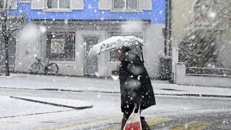 L'hiver le plus doux  en Suisse depuis 1864