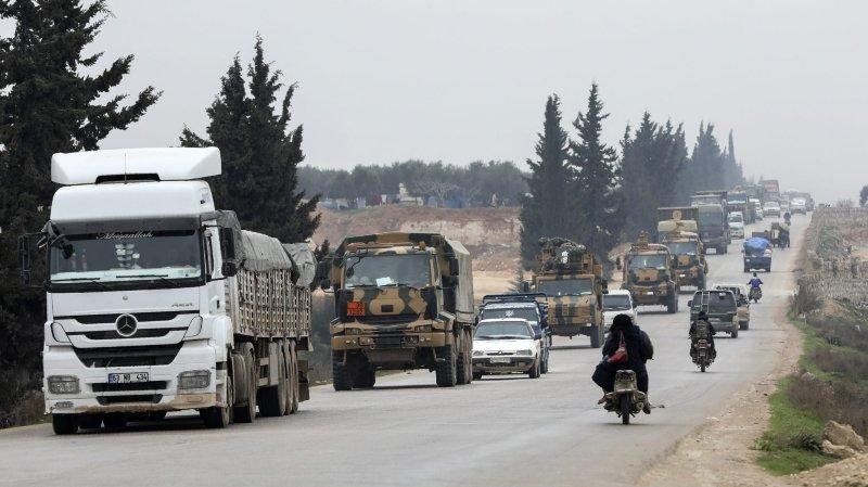 Risque d'une escalade en Syrie