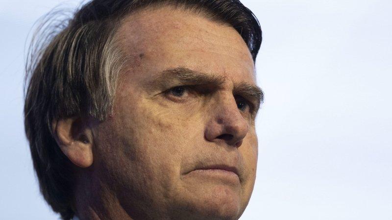 Le président Bolsonaro vilipende la presse