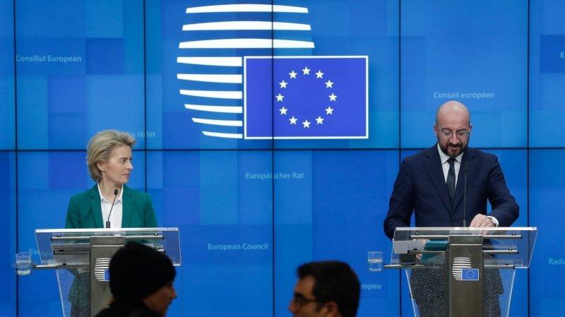L'Union européenne  se claquemure