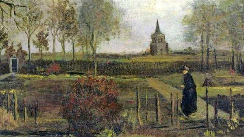 Musée fermé, tableau volé