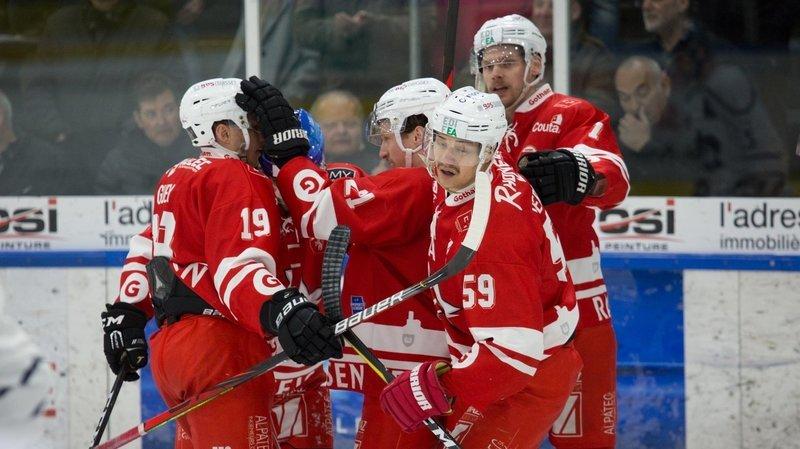 Hockey: le HCV Martigny disputera la finale des play-off