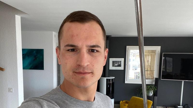 Le selfie de Lucas Malcotti (escrime): «J'attends de savoir quels seront les nouveaux critères de qualification pour Tokyo 2021»