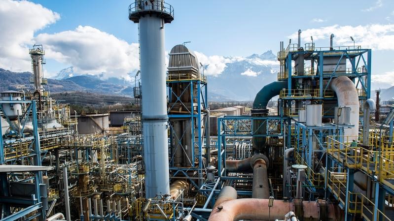 Il faudra cinq ans pour démonter la raffinerie Tamoil