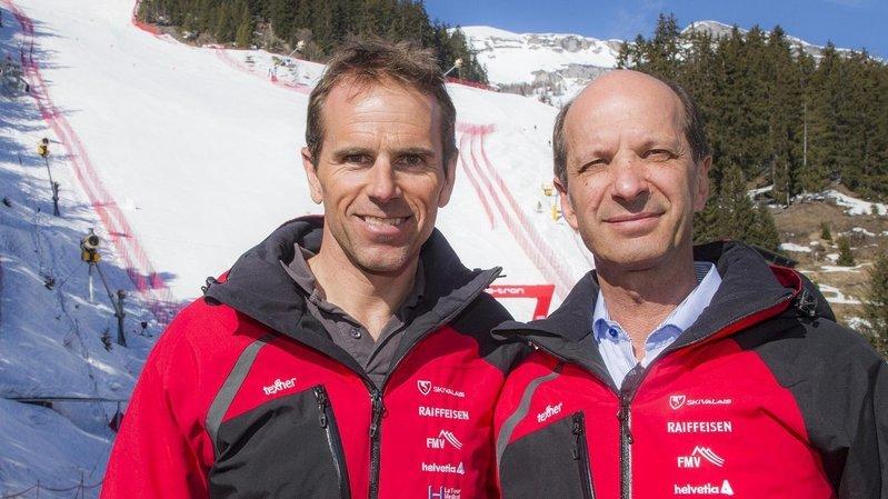 Ski: avec Beat Rieder, Ski Valais retrouve une tête unique