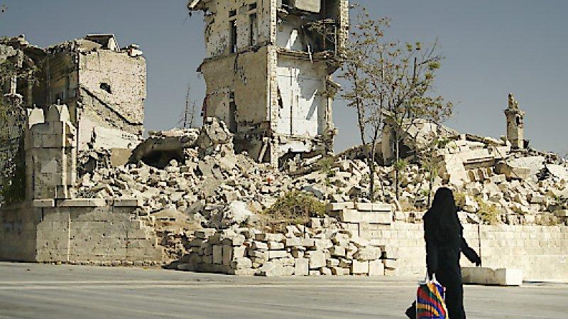 La femme interdite de séjour en Suisse pourrait se trouver en Syrie actuellement (photo symbolique).