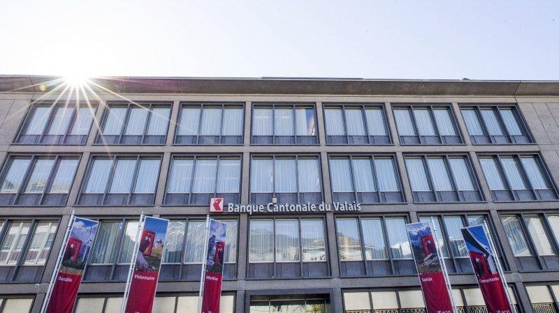 Banque cantonale du Valais: des chiffres en hausse malgré le coronavirus