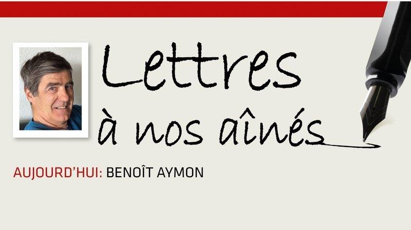 Coronavirus: la lettre de Benoît Aymon à nos aînés