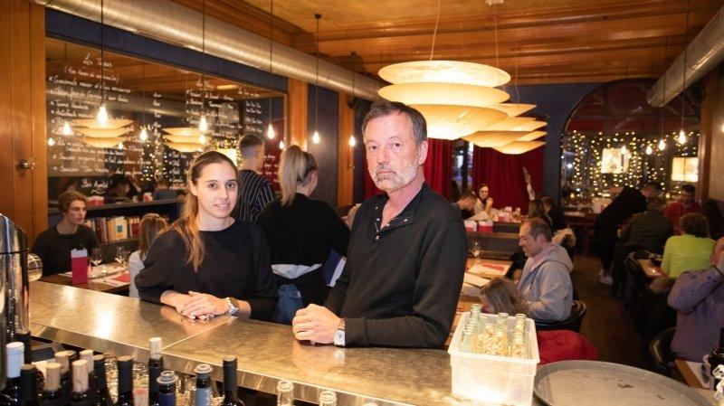 Les restaurants se préparent à la fermeture totale