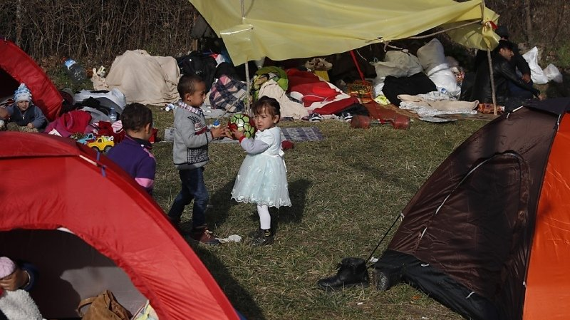 Migration: l'UE envisage d'accueillir jusqu'à 1500 mineurs arrivés en Grèce
