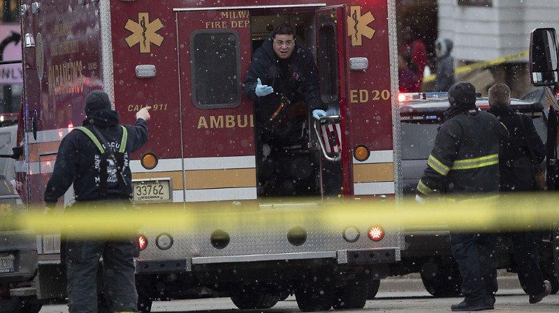 Etats-Unis: une fusillade dans une brasserie de Milwaukee fait six morts