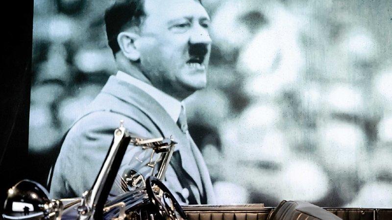 Le dictateur nazi s'était lancé dans la composition d'un opéra, à l'instar d'un de ses héros, Richard Wagner.