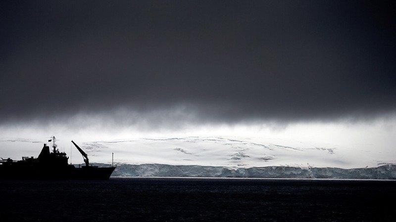 Les trous ne se produisent que rarement dans la couche d'ozone du pôle Nord.