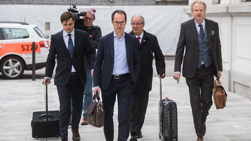 Justice: le procès contre des ex-dirigeants de la FIFA reporté suite à l'absence de trois accusés