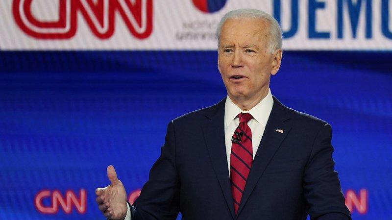 Primaires démocrates: Joe Biden remporte l'Etat de Washington