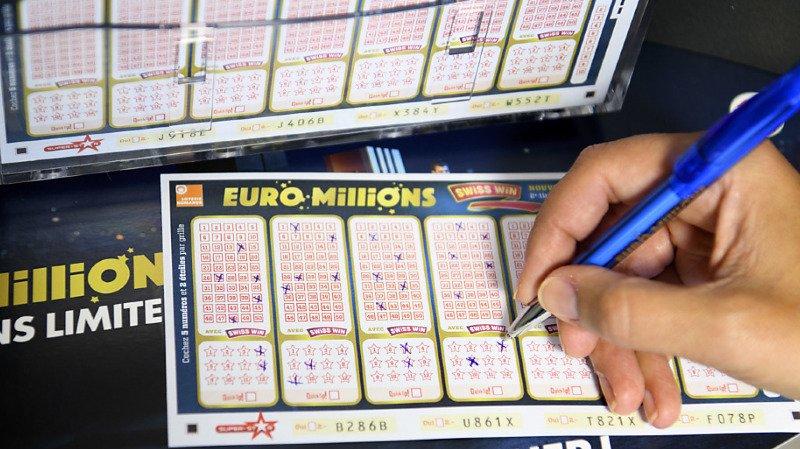 Euro Millions: aucun joueur ne remporte le pactole, la cagnotte grimpe à 69 millions de francs