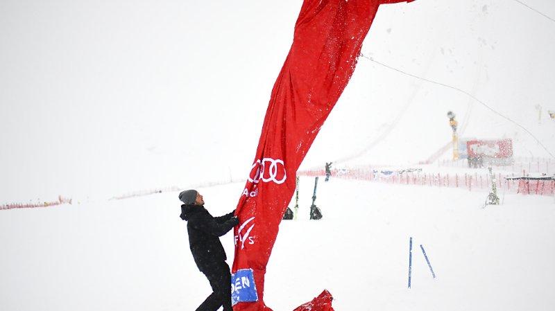 Ski alpin: le slalom messieurs de Naeba annulé à cause de la météo