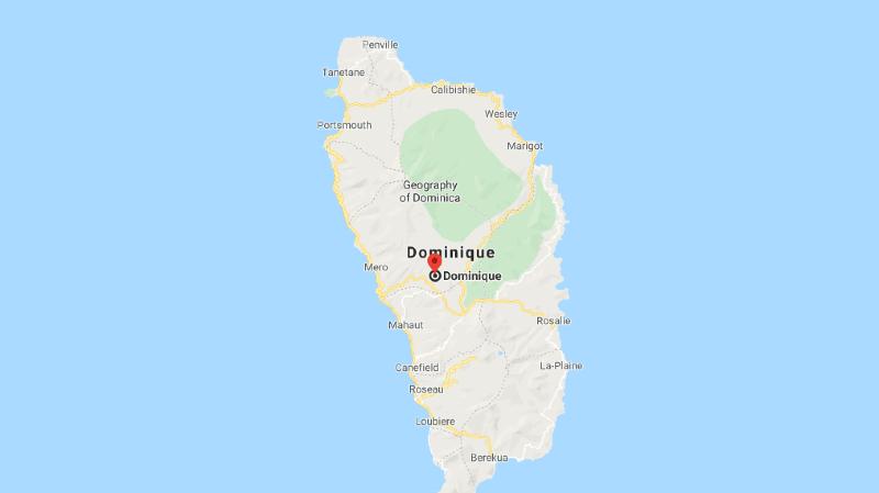 Un petit avion s'abîme au large de la Dominique: quatre disparus