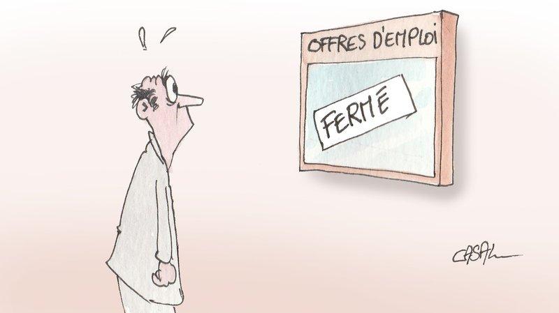 Avec le coronavirus, le nombre de chômeurs longue durée a doublé en Valais