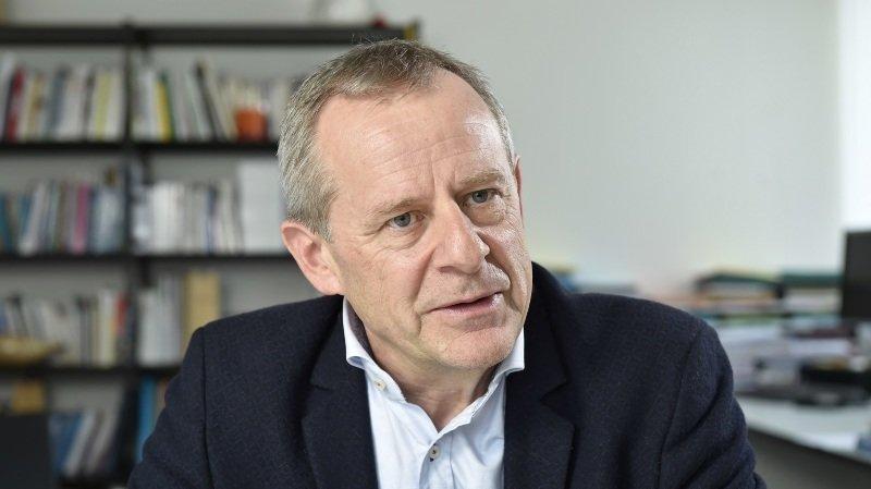 Coronavirus: «Il est très préoccupant de constater qu'une partie de la population n'applique pas les mesures», l'interview quotidienne d'Eric Bonvin