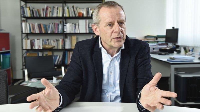 Coronavirus: «Pour éviter la situation italienne, il faut à tout prix préserver l'hôpital», l'interview quotidienne d'Eric Bonvin