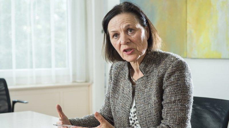 La ministre de la santé Esther Waeber-Kalbermatten a annoncé ce samedi l'ouverture prochaine d'une hotline valaisanne dédiée au coronavirus.