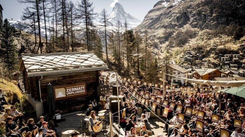 Le Zermatt Unplugged annule son édition 2020