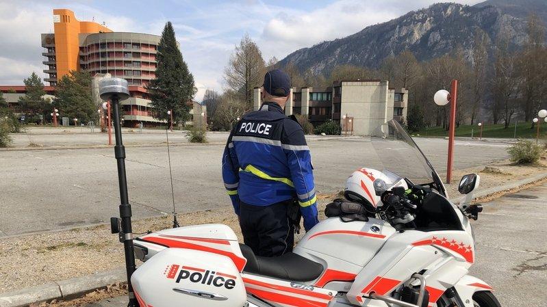 La police cantonale appelle les motards à faire preuve de responsabilité.