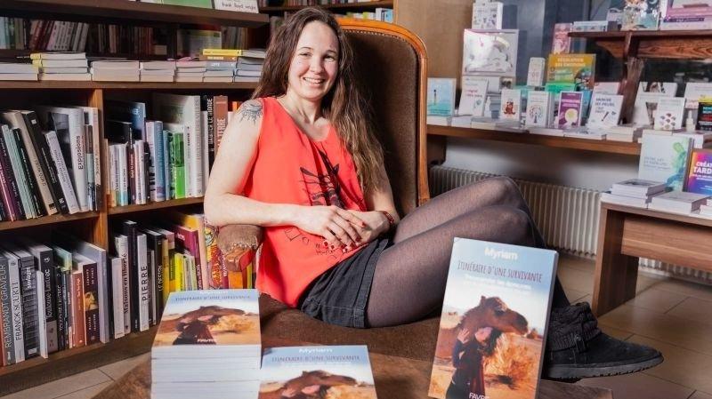 Entre maltraitance, exclusion et maladie, Myriam Duc raconte sa renaissance dans «Itinéraire d'une survivante»