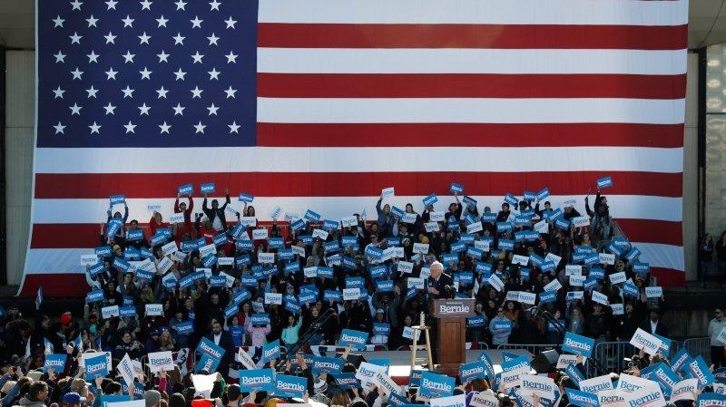 Présidentielle américaine: une nouvelle campagne commence pour Biden et Sanders