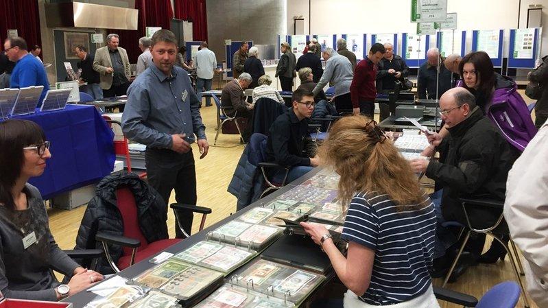 Quelque 100 000 pièces, billets ou médailles seront exposés lors du salon de la numismatique, dimanche 23 février.