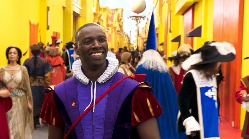"""Cinéma: Omar Sy est un """"prince oublié"""""""