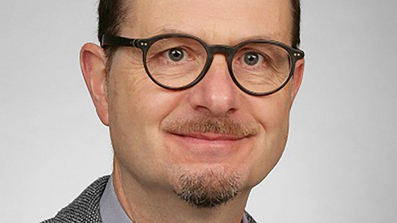 Pierre-Yves Zanella est le nouveau directeur de l'Ecole professionnelle du Haut-Valais.