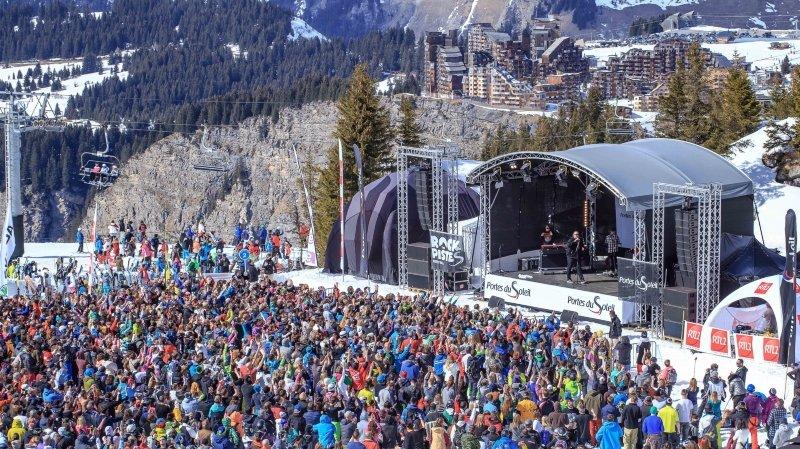 Coronavirus: le festival Rock The Pistes est annulé