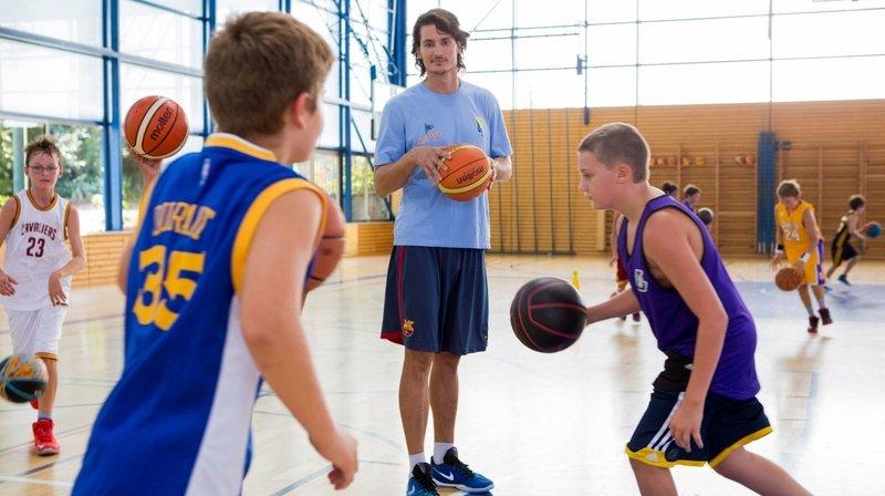 Les jeunes basketteurs ont été les premiers touchés par les mesures prises par Swiss Basketball.