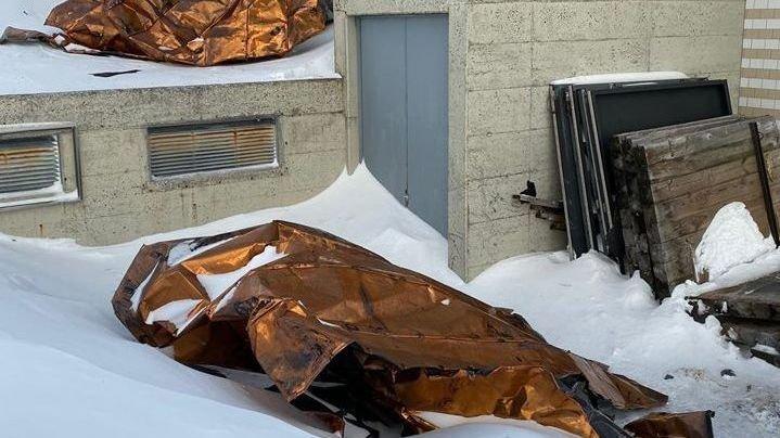 Le refuge d'hiver de Salanfe fermé pour le reste de la saison