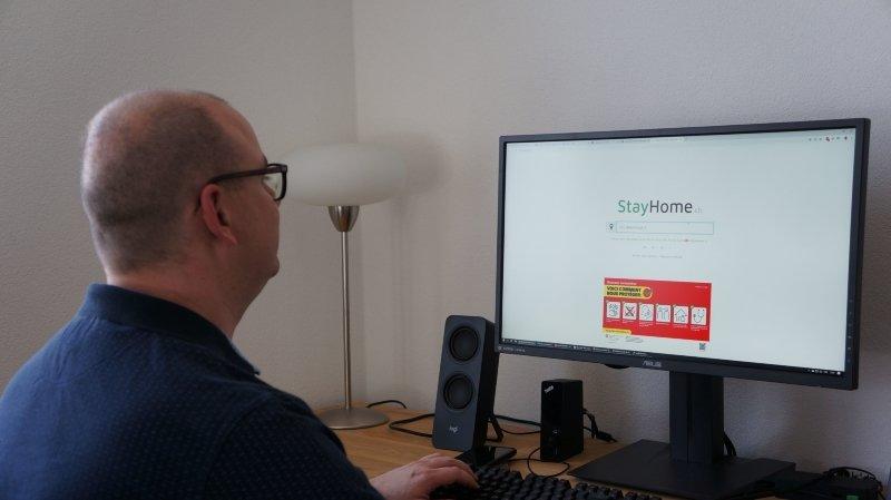 Coronavirus: un site pour trouver en un seul clic les commerces qui livrent à domicile