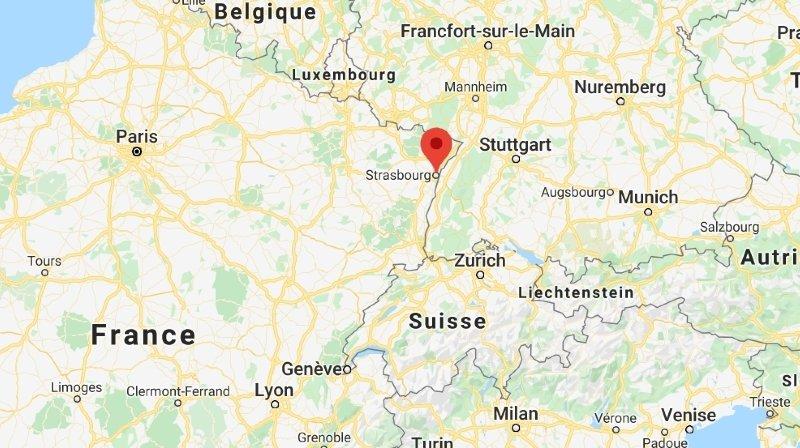 Strasbourg: explosion dans un appartement, un mort et des blessés