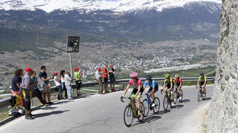 Le Tour de Romandie reviendra bien en Valais en 2021.