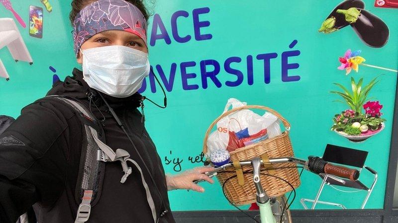 Coronavirus: à Monthey, solidaires, le nez dans le guidon