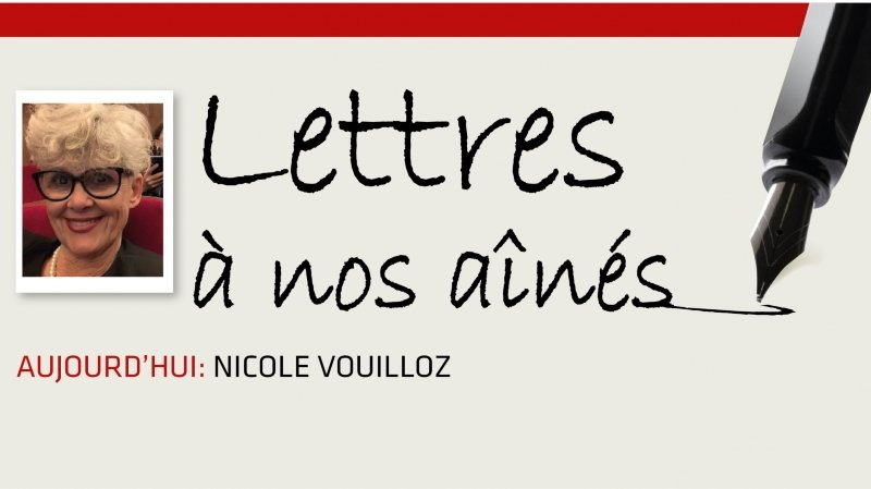 Coronavirus: la lettre aux aînés de Nicole Vouilloz