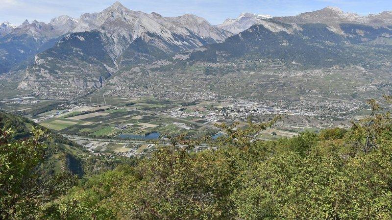 Conthey, Vétroz et Ardon: la cinquième ville du Valais romand en 2030?