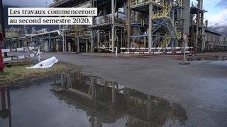Cinq ans pour démanteler la raffinerie de Collombey