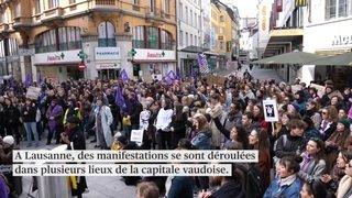 Face au coronavirus, la grève féministe se démultiplie dans le canton de Vaud