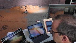 Espace: un système de caméra suisse va étudier Mars