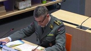 Coronavirus: Point de situation sur les troupes engagées et les tests d'immunité