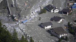 Sécurité: ces villages suisses menacés d'évacuation dans les prochaines années