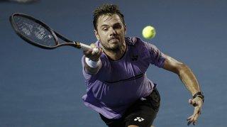Tennis – Tournoi d'Acapulco: Stan Wawrinka se hisse en huitième de finale