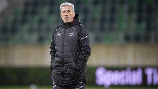 Football: vers une prolongation du contrat de Vladimir Petkovic avec l'équipe de Suisse